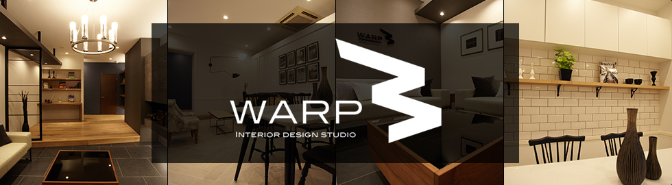 WARP INTERIOR DESIGN STUDIO